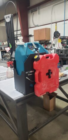 FWC Jerry Can Holder