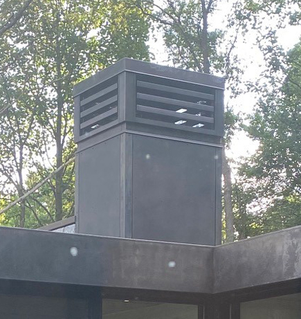 Louver Chimney Cap